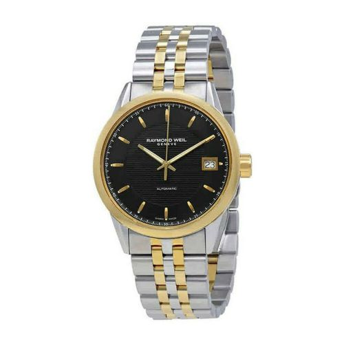 RAYMOND WEIL Freelancer Automatic Gold Gents Watch 2740-STP-20021